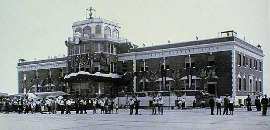 Historic Floyd Bennett Field In The 1930 S
